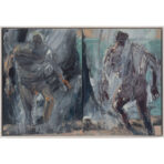 Stand-off diptych