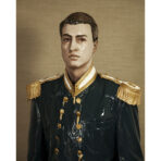 The British Naval Officer (Marlon Williams) (SOLD)