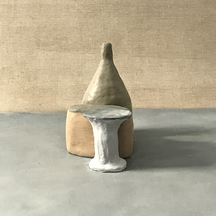 Still Life XI (after Morandi), Julia Holden, 2018, archival pigment print, 262 x 266mm