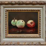 Apples (after Manet)