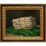 Bunch of Asparagus (after Manet)