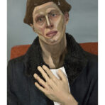 The Spanish Woman (Jack Mitchell-Anyon, after Edith Collier) (SOLD)