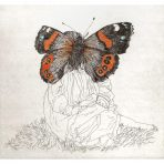 'Butterfly Kiss' by Margaret Silverwood