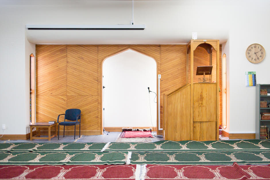 'Friday prayers'. The gunman struck during Friday prayers,